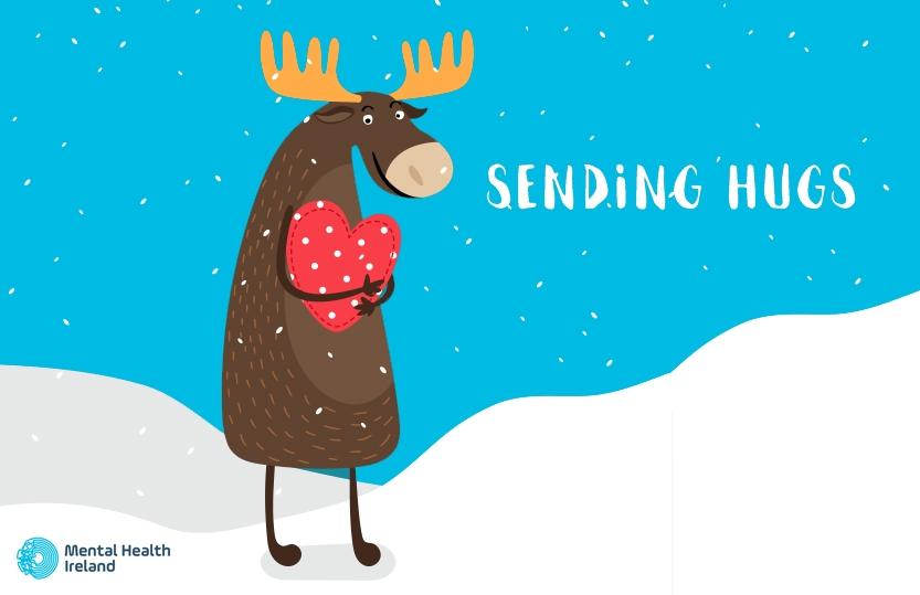 Send a Virtual Hug via WhatsApp