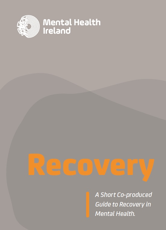 A Short Coproduced Guide to Recpvery in Mental Health