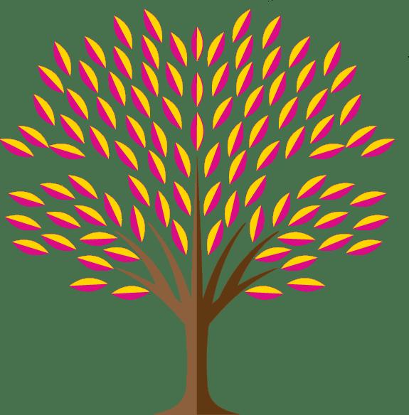 world mental health day tree