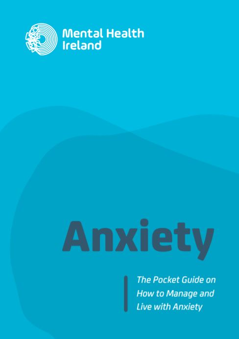 Anxiety booklet
