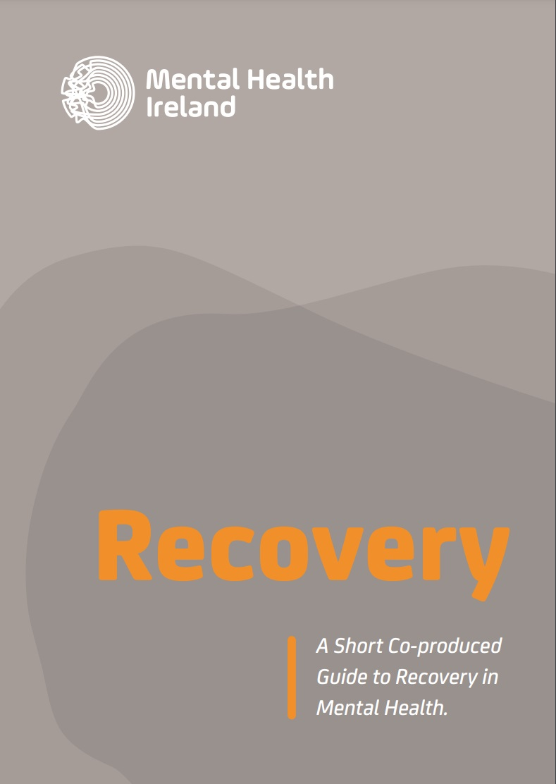 A Short Coproduced Guide to Recovery